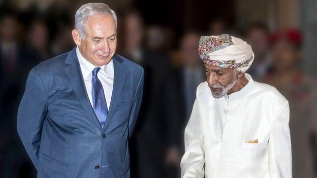 تسارع التطبيع الخليجي مع إسرائيل
