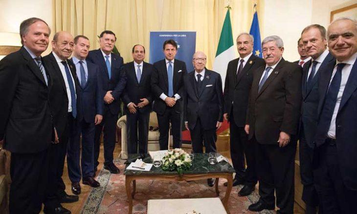 الجزائر وتونس تتحركان للتوصل إلى حل سياسي في ليبيا