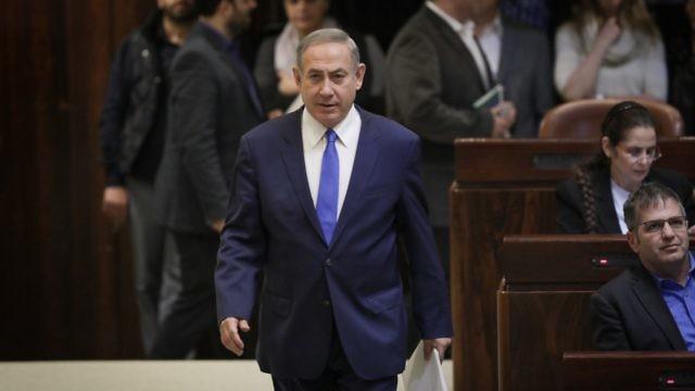 نتنياهو: الاعتداء في هالة تعبير آخر عن ازدياد مظاهر معاداة السامية في أوروبا