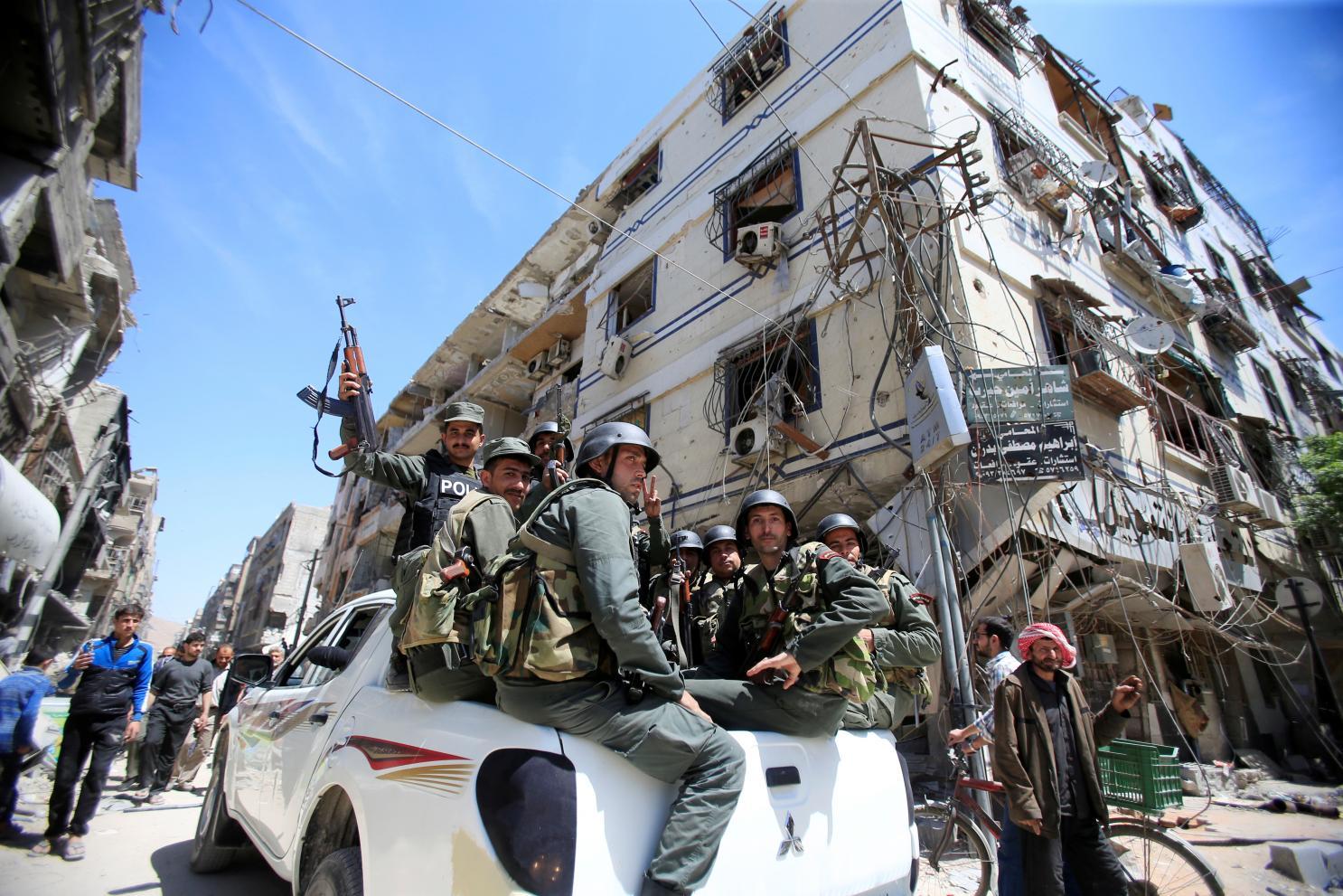 سوريا 2018: انهيار التكفير… انتصار وانكسار