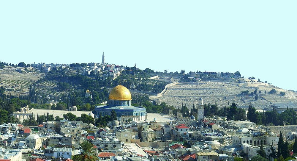 عريقات يدين تجول فريدمان وبولتون في مدينة القدس