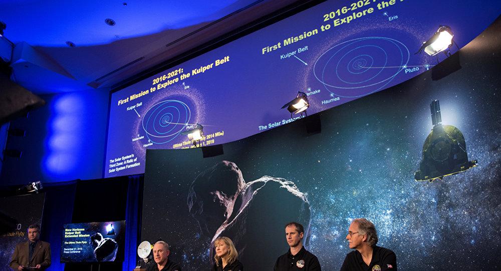 """ناسا تنجح في الوصول إلى """"أبعد منطقة يستكشفها البشر على الإطلاق"""""""
