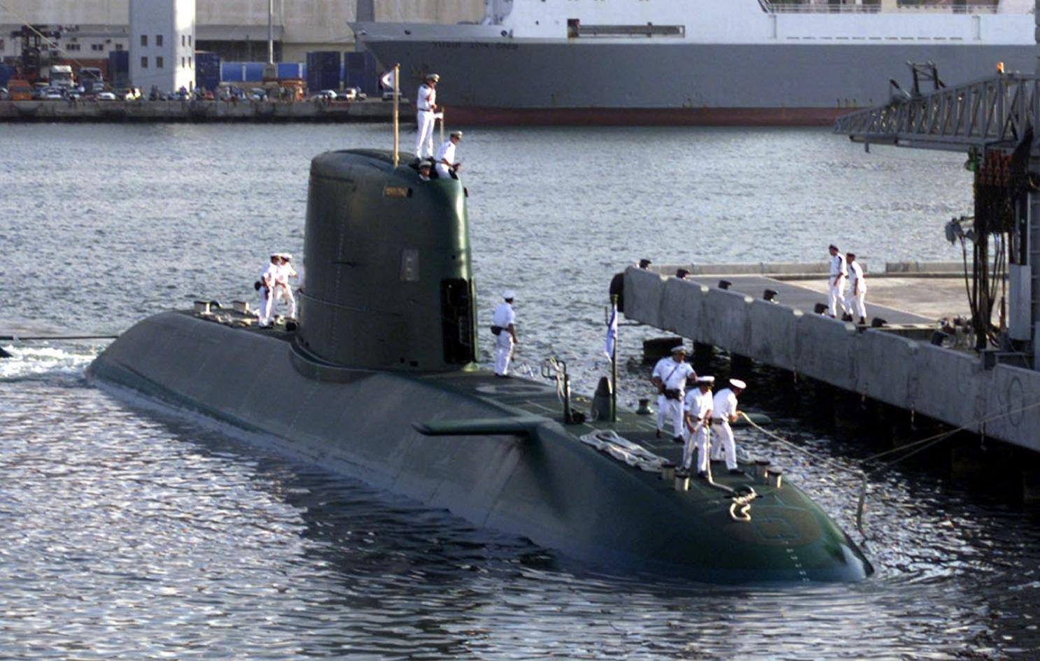 """هل يجب أن تقلق إيران من غواصات """"دولفين"""" الإسرائيلية المجهزة بأسلحة نووية؟"""