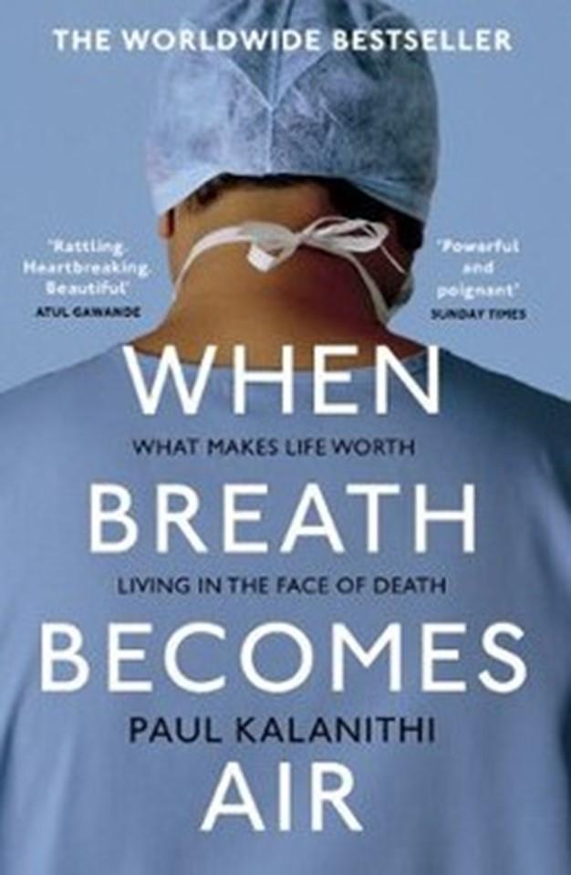"""""""عندما يتحول النفس إلى هواء"""": قصة واقعية عن الحياة والموت"""