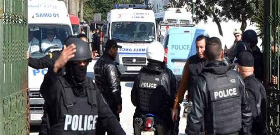إرهابيان يفجران نفسيهما في تونس أثناء محاصرة قوات الأمن لهما