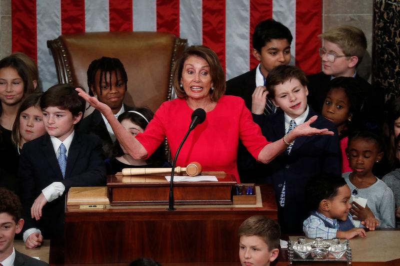 مجلس النواب الأميركي ينتخب الديمقراطية المخضرمة نانسي بيلوسي لرئاسته