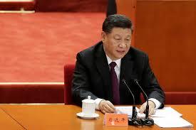 الرئيس الصيني يقول استقلال تايوان سيكون كارثة ويطالب بإعادة الوحدة سلميا