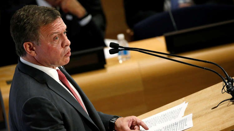 ملك الأردن يلغي زيارته إلى رومانيا نصرة للقدس