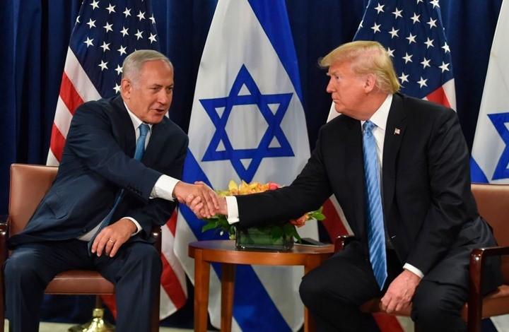 ترامب: العلاقات بين الولايات المتحدة وإسرائيل ستظل وثيقة