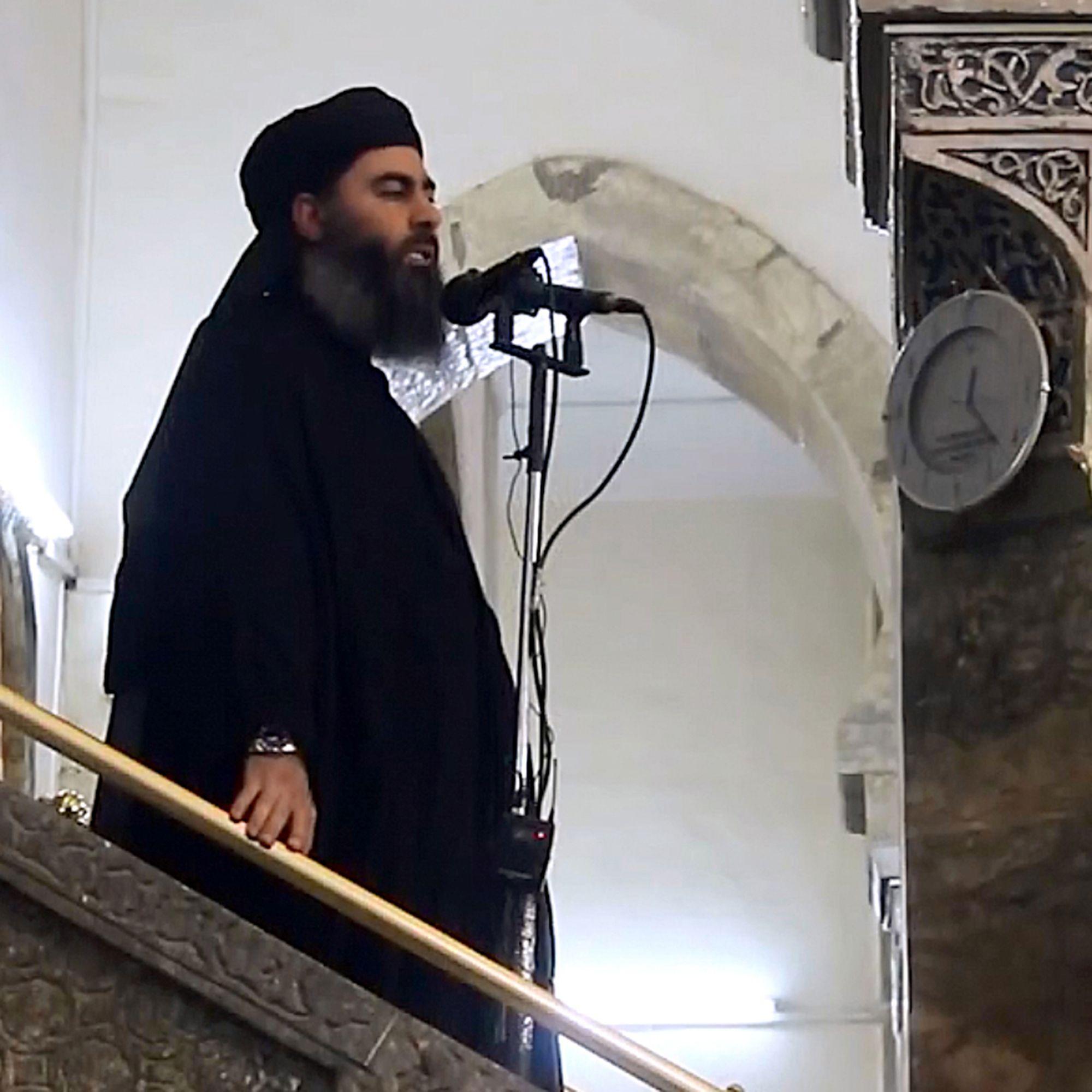 """أين أبو بكر البغدادي؟ انشقاقات داخل """"داعش"""" بسبب اختفاء قائده"""