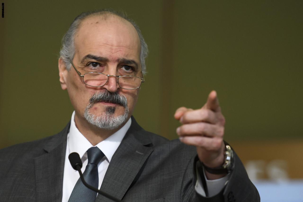 الجعفري: الاحتلال التركي للأراضي السورية أسوأ 4 مرات من الاحتلال الإسرائيلي