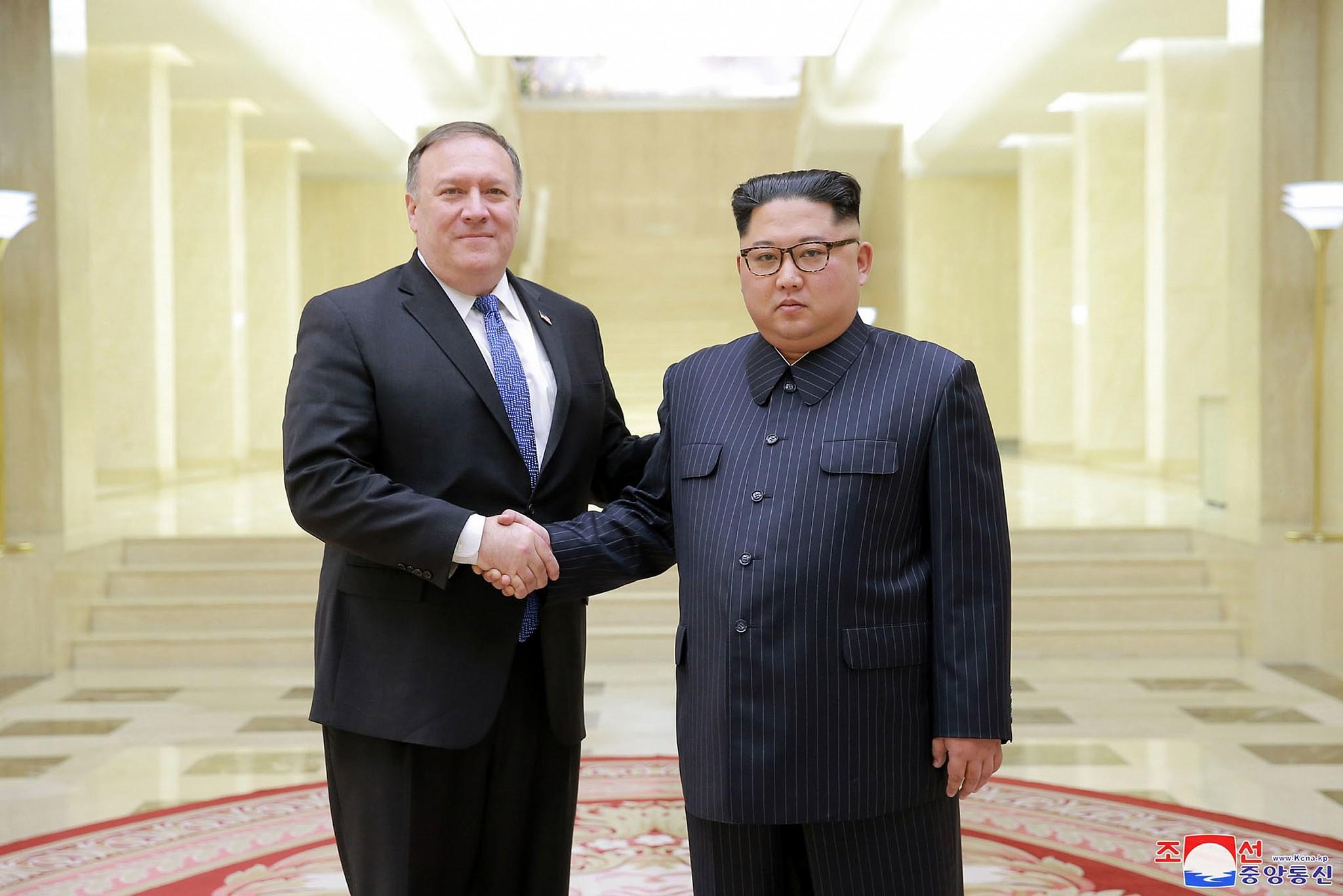 كوريا الشمالية تريد استبدال بومبيو في المحادثات النووية