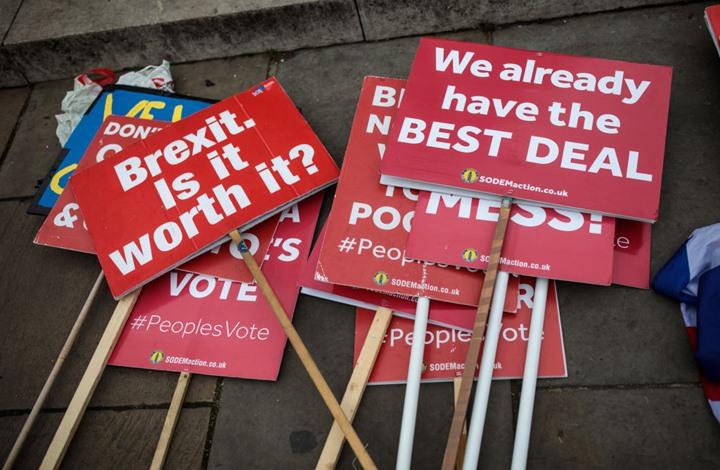 """إندبندنت: فوضى اقتصادية بحال عدم التوصل لاتفاق حول """"بريكست"""""""