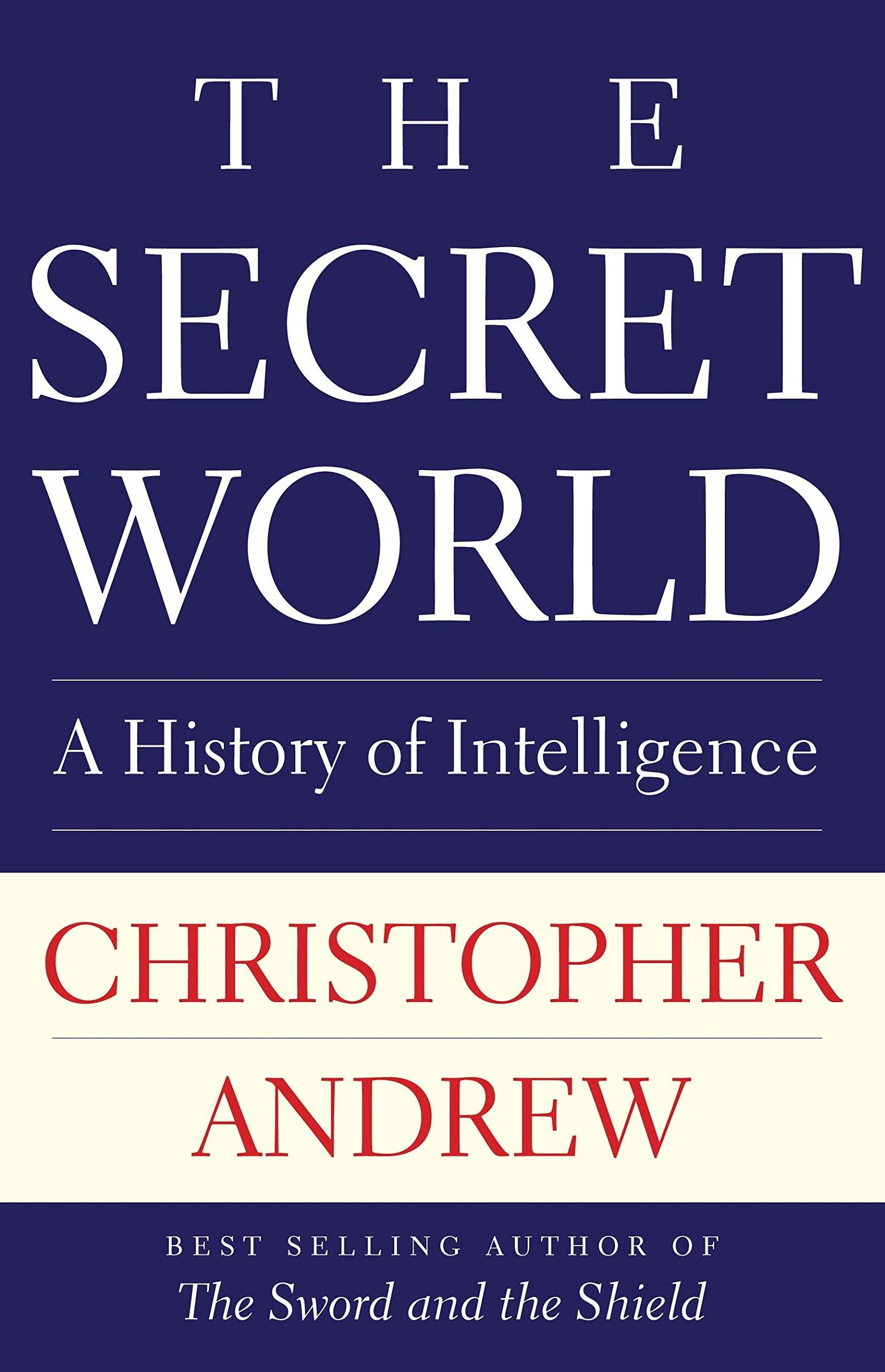 """""""العالم السري"""": الجاسوسية عبر التاريخ"""
