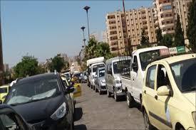 أزمة البنزين: الله لن يترك سوريا