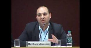 هيثم مزاحم: دولة النبي كانت مدنية ونتيجة ضرورات سياسية واجتماعية