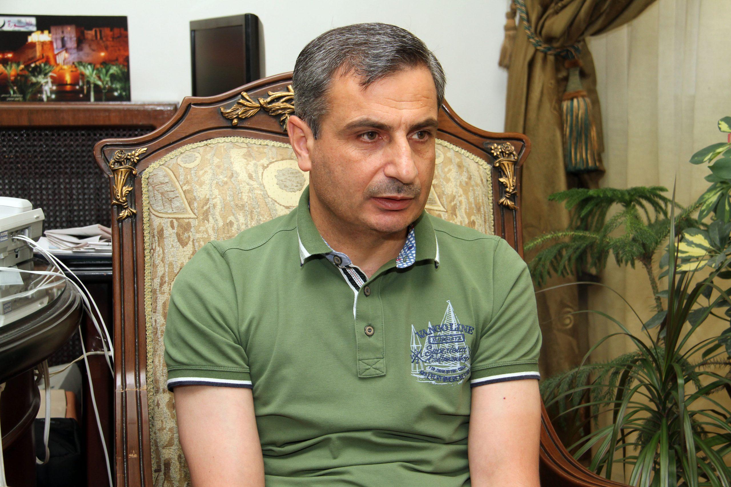 """زياد غصن لـ""""شجون عربية"""": الصحافة الورقية لن تموت والانبهار بالإعلام الجديد لن يدوم"""