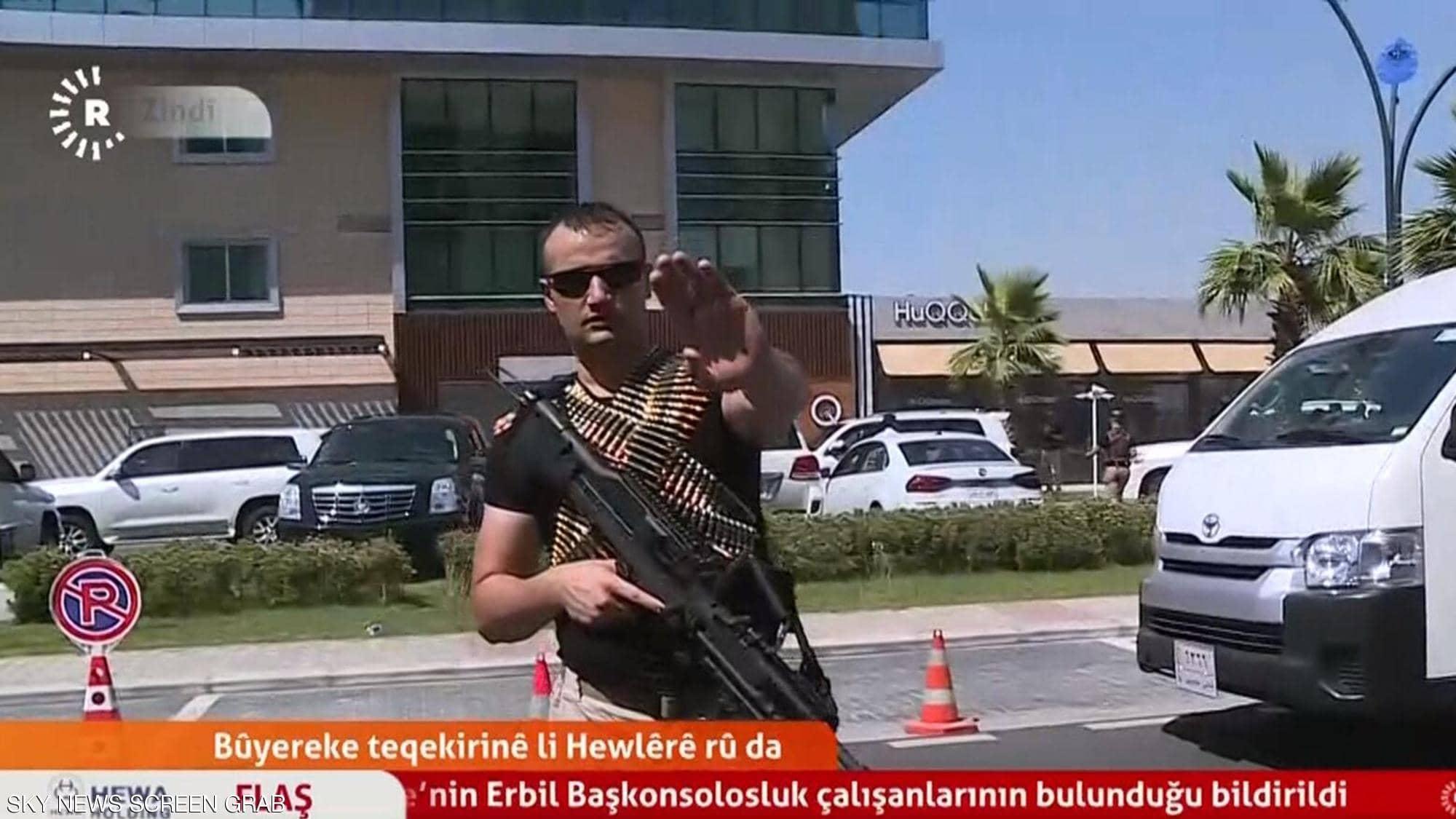 اغتيال نائب القنصل التركي في كردستان العراق