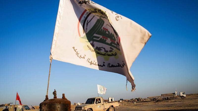 العراق : قصف طائرة مسيرة مواقع لحزب الله العراق جنوبي كركوك