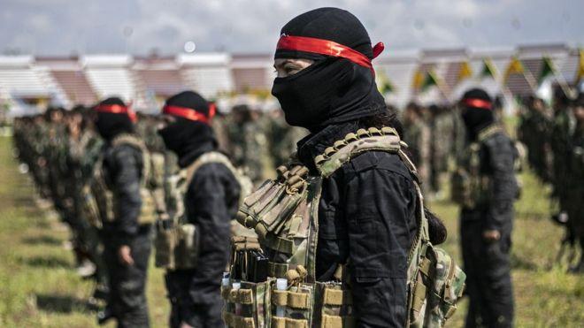 الحرب في سوريا: ما الذي تبتغيه تركيا خارج حدودها؟