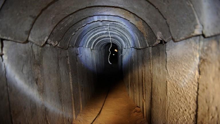 الجيش الإسرائيلي يعلن اكتشاف نفق هجومي جديد من غزة