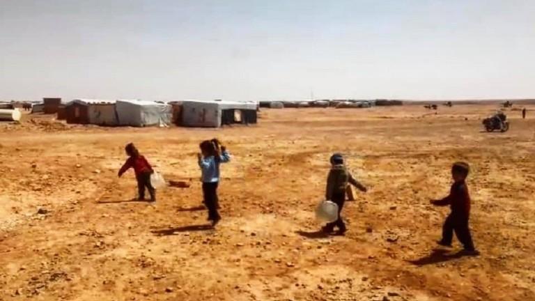 """واشنطن بوست"": أميركا ترفض إطعام 30 ألف سوري يتضورون جوعاً تحت حمايتها"