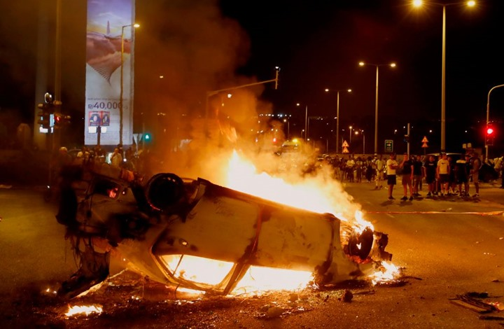 تراجع حدة تظاهرات اليهود الأثيوبيين احتجاجاً على عنف الشرطة الإسرائيلية