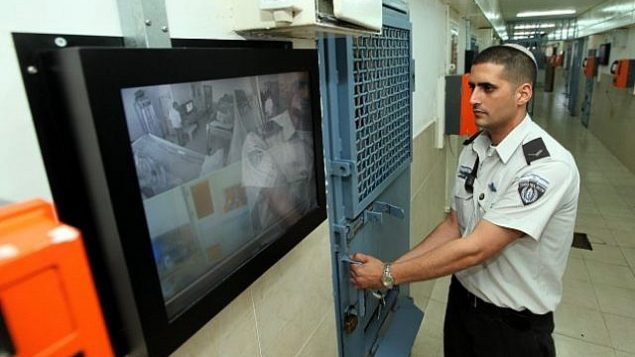 """العثور على معتقل من """"حماس"""" جثة في السجون الإسرائيلية"""