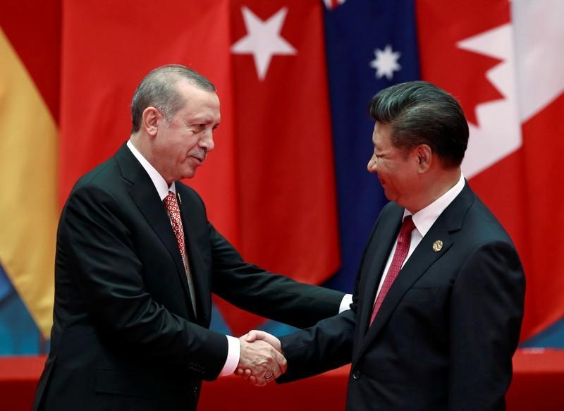 الصين: إردوغان عرض المساعدة بشأن إقليم شينغيانغ