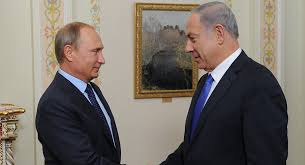 نتنياهو تحادث هاتفياً مع بوتين
