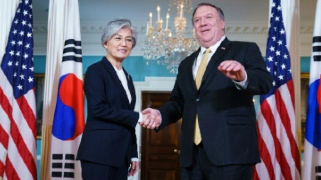 الولايات المتحدة تتوسط لحل خلاف بين كوريا الجنوبية واليابان