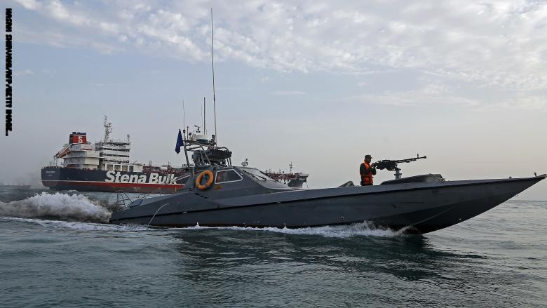 ذا غارديان: استيلاء إيران على ناقلة بريطانية .. المياه الخطرة في المستقبل