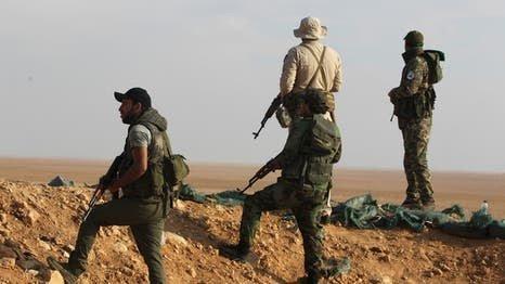 الحشد الشعبي العراقي يتهم إسرائيل بالوقوف وراء الهجوم على مركبتين تابعتين له
