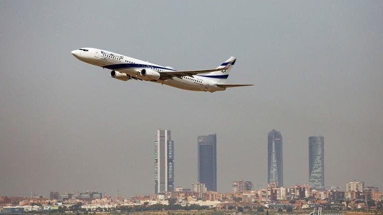 إطلاق النار خطأ على طائرة إسرائيلية كانت في رحلة تصوير في الجولان