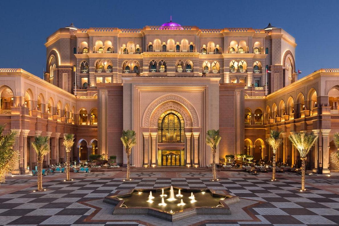 خمسة فنادق فاخرة تعشقها العائلات الحاكمة