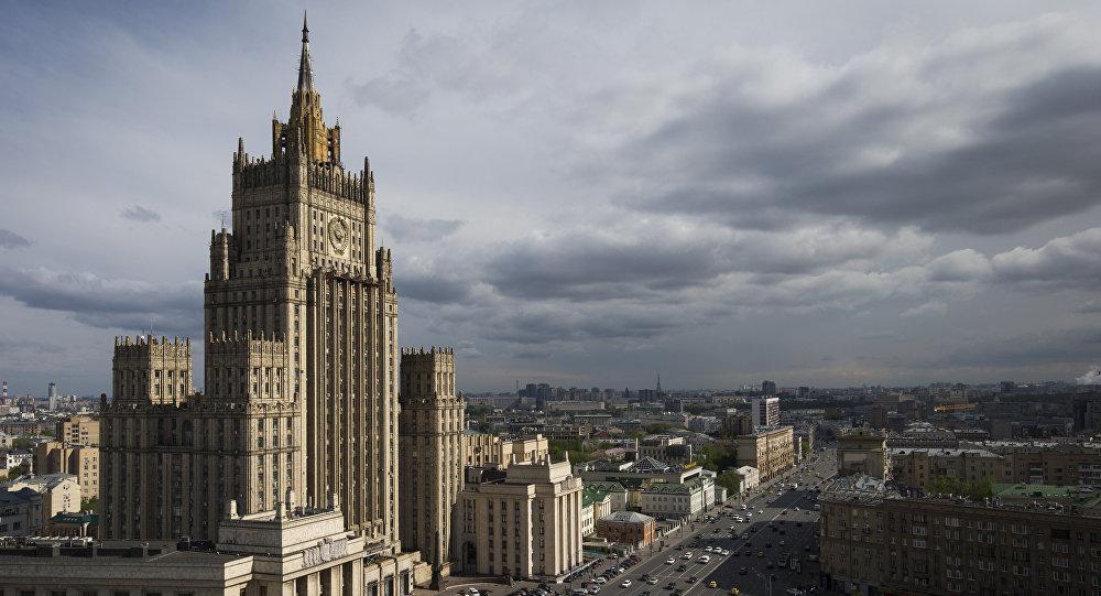 الخارجية الروسية تتوعد بالرد على العقوبات الأمريكية