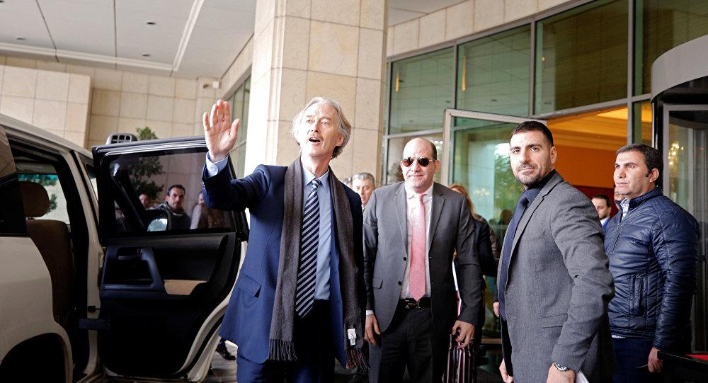 بيدرسون يكشف عن مكونات اللجنة الدستورية السورية