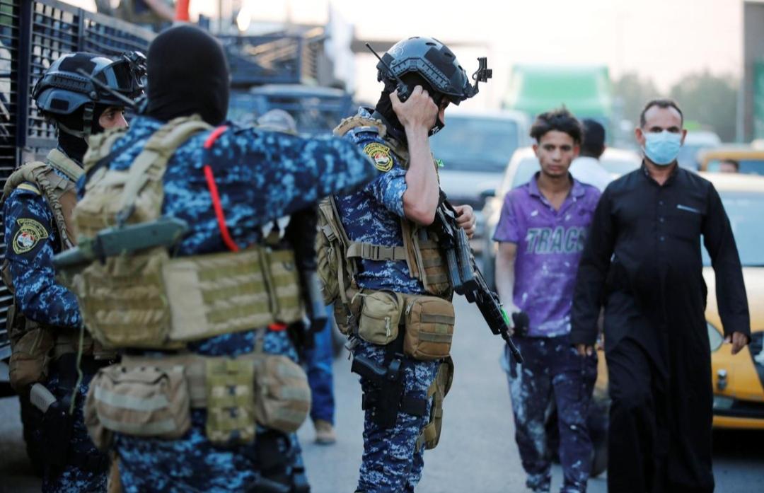 عودة الاحتجاجات لمدينة الصدر بالعاصمة العراقية