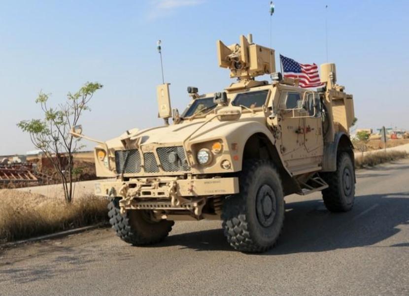 قوات أمريكية تعبر إلى العراق في إطار الانسحاب من سوريا