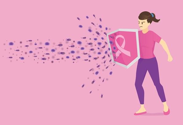 الكشف المبكر عن سرطان الثدي يؤدي إلى الاطمئنان وفرصة أكبر للشفاء