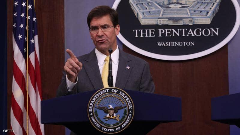 الجيش الأمريكي يضع تصورات لدفاع موسع عن آبار النفط في سوريا
