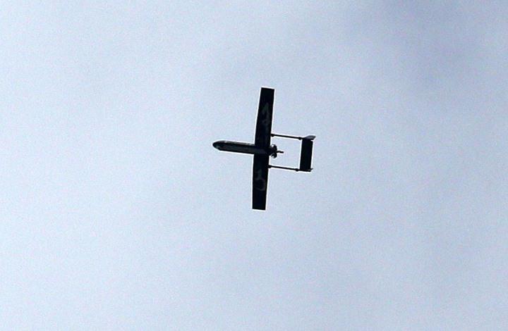الجيش الإسرائيلي يعلن إسقاط طائرة مسيّرة فوق قطاع غزة