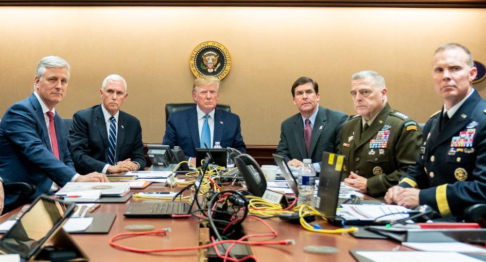 وزير الدفاع الأمريكي: العملية الأمريكية كانت تستهدف اعتقال البغدادي