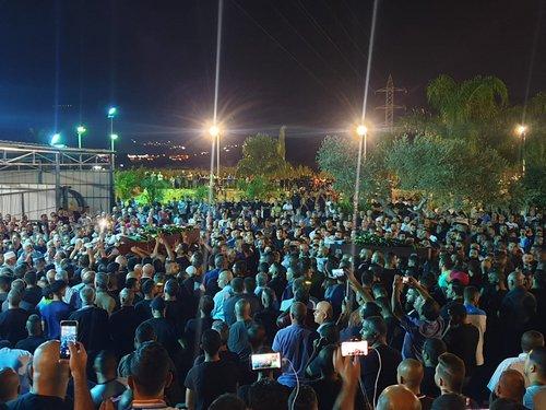 إضراب عام للسكان العرب وتظاهرة حاشدة في مجد الكروم