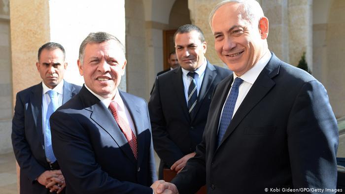 الأردن يعيد سفيره لدى إسرائيل