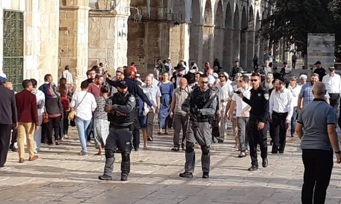 هآرتس: السكان العرب في إسرائيل يحيون الذكرى الـ 19 لهبّة القدس والأقصى