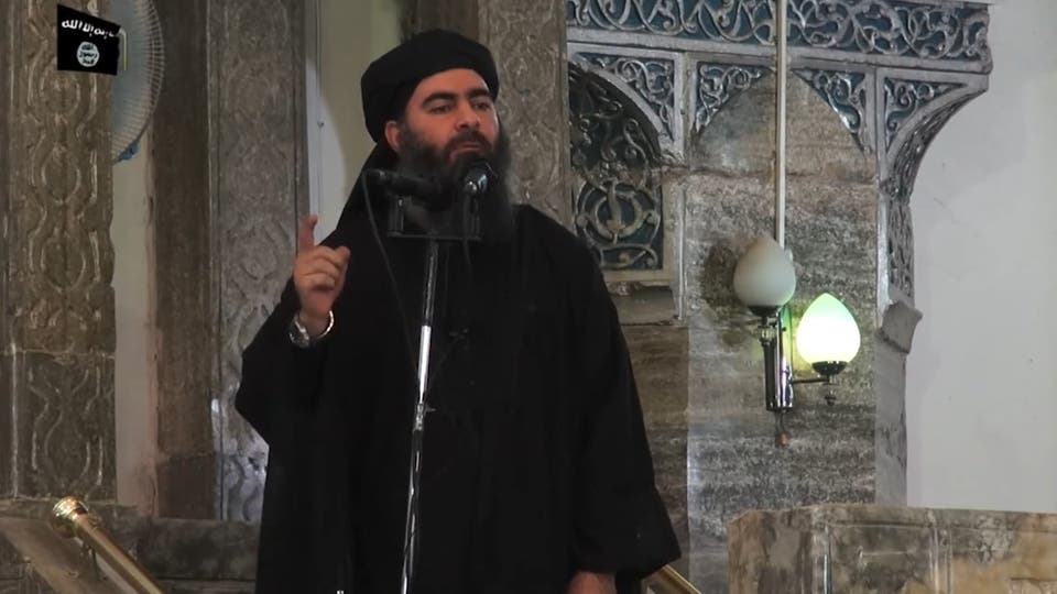 أنباء عن مقتل أبو بكر البغدادي في غارة أمريكية بسوريا