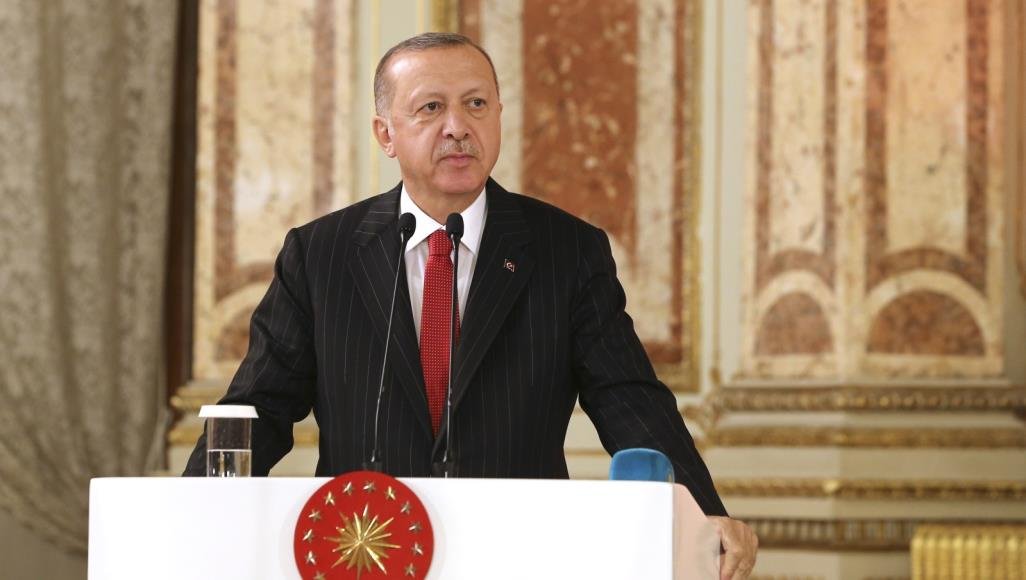 أردوغان: القوات التي تقودها تركيا ستتوغل ما بين 30 و35 كيلومترا في سوريا