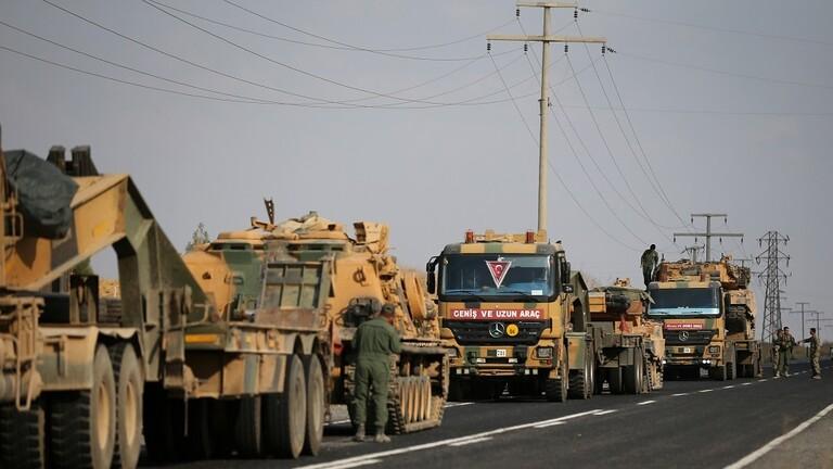 وسائل إعلام: الجيش السوري يشتبك مع قوات تركية قرب الحدود