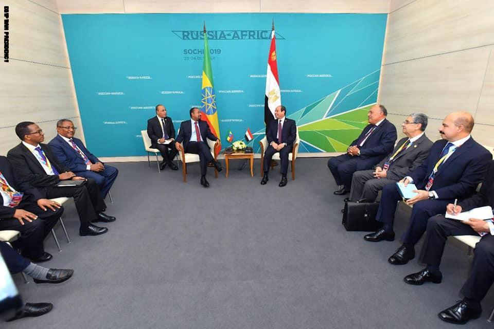 متحدث رئاسي: مصر وإثيوبيا اتفقتا على استئناف أعمال اللجنة الفنية لسد النهضة